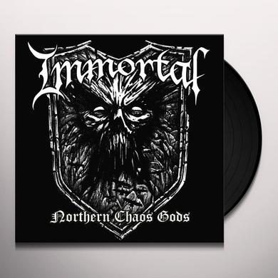Immortal NORTHERN CHAOS GODS Vinyl Record