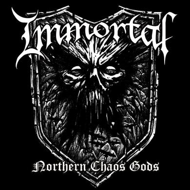 Immortal NORTHERN CHAOS GODS Vinyl Record