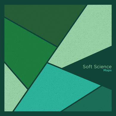 Soft Science MAPS Vinyl Record