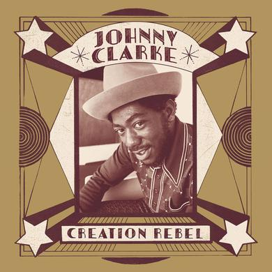 Johnny Clarke CREATION REBEL Vinyl Record
