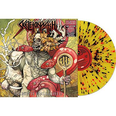 Skeletonwitch SERPENTS UNLEASHED Vinyl Record