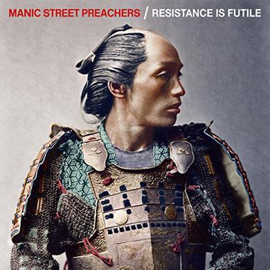 Manic Street Preachers RESISTANCE IS FUTILE Vinyl Record