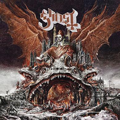 Ghost PREQUELLE Vinyl Record