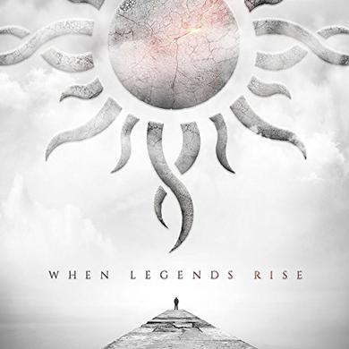 Godsmack WHEN LEGENDS RISE Vinyl Record