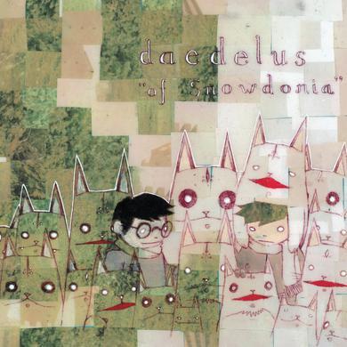 Daedelus OF SNOWDONIA & SOMETHING BELLS Vinyl Record