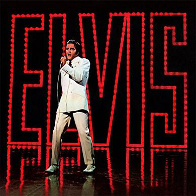 ELVIS NBC TV SPECIAL Vinyl Record