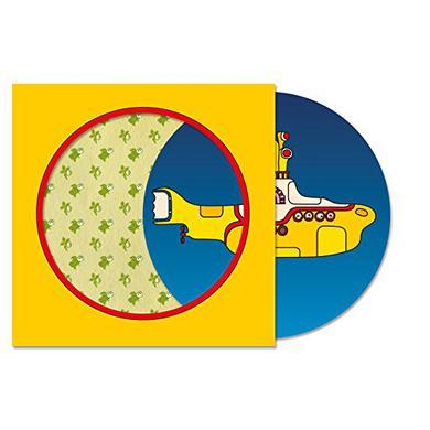 The Beatles YELLOW SUBMARINE Vinyl Record