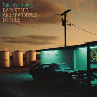 Jayhawks BACK ROADS & ABANDONED MOTELS Vinyl Record