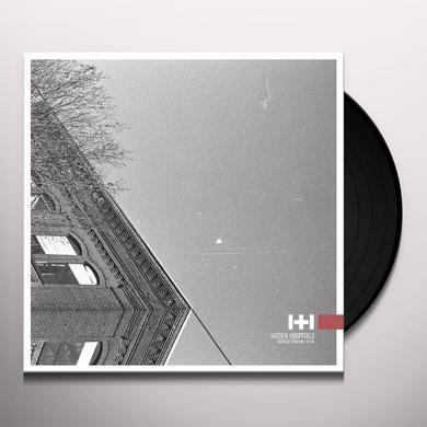 Hidden Hospitals SURFACE TENSION Vinyl Record