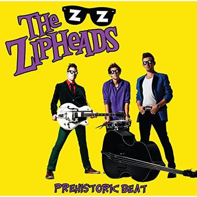 ZIPHEADS PREHISTORIC BEAT Vinyl Record