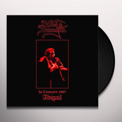King Diamond IN CONCERT 1987 ABIGAIL LIVE Vinyl Record