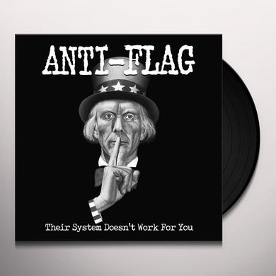 Anti-Flag THEIR SYSTEM DOESN'T WORK FOR YOU Vinyl Record