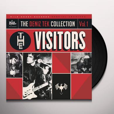 Visitors DENIZ TEK COLLECTION 1 Vinyl Record