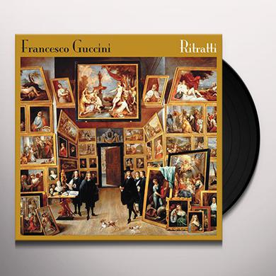 Francesco Guccini RITRATTI Vinyl Record
