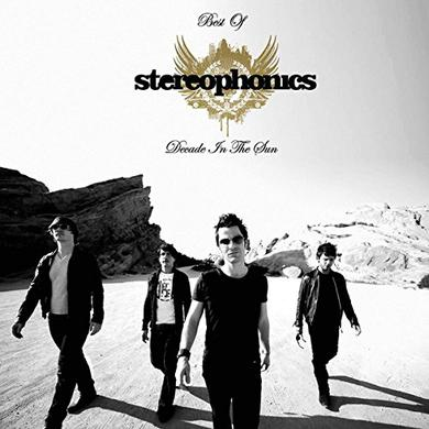 Stereophonics DECADE IN THE SUN: BEST OF Vinyl Record