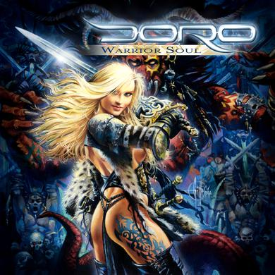 Doro WARRIOR SOUL Vinyl Record