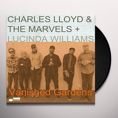 Charles Lloyd & The Marvels VANISHED GARDENS (FEAT LUCINDA WILLIAMS) Vinyl Record