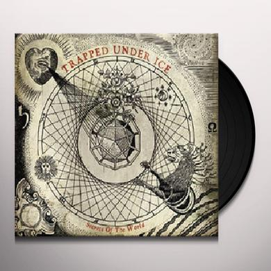 Trapped Under Ice SECRETS OF THE WORLD Vinyl Record