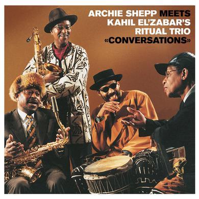 Archie Shepp CONVERSATIONS Vinyl Record