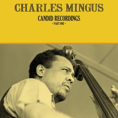 Charles Mingus CANDID RECORDINGS PART ONE Vinyl Record