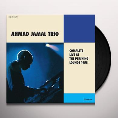 Ahmad Jamal SOUL BROTHERS Vinyl Record