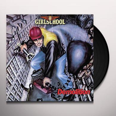 Girlschool DEMOLTION Vinyl Record