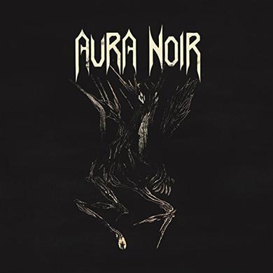 Aura Noir DARK LUNG OF THE STORM / SHADES ABLAZE Vinyl Record