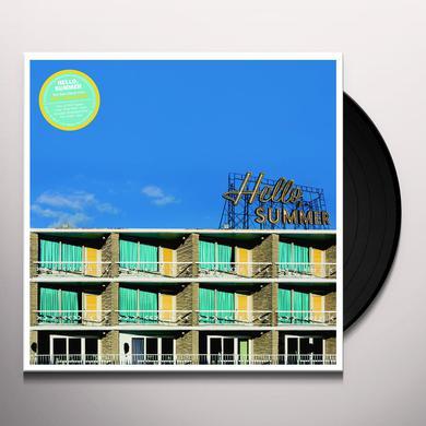 Pat Van Dyke HELLO SUMMER Vinyl Record