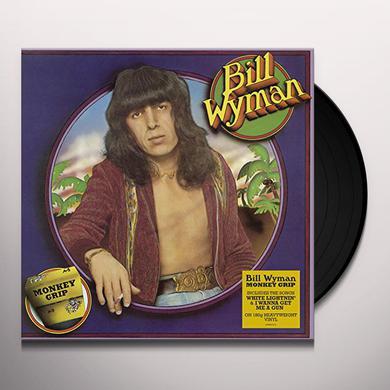 Bill Wyman MONKEY GRIP Vinyl Record