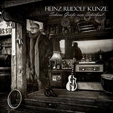 Heinz Rudolf Kunze SCHOENE GRUESSE VOM SCHICKSAL Vinyl Record