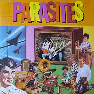 Parasites PAIR OF SIDES Vinyl Record