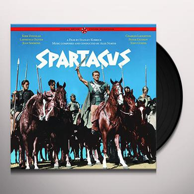 Alex North SPARTACUS - O.S.T. Vinyl Record