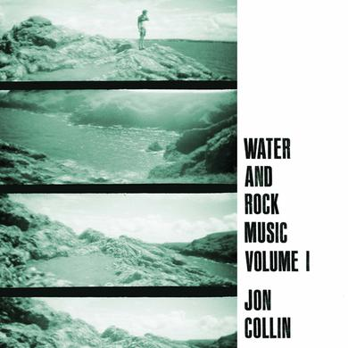 Jon Collin WATER & ROCK MUSIC VOLUME 1 Vinyl Record