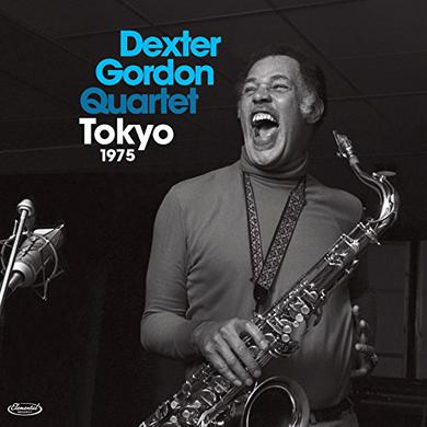 Dexter Gordon TOKYO 1975 Vinyl Record