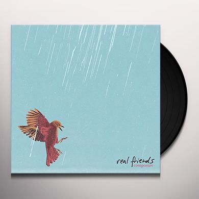 Real Friends COMPOSURE Vinyl Record