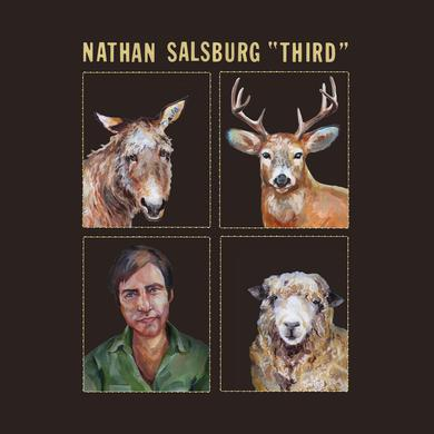Nathan Salsburg THIRD Vinyl Record