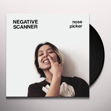 NEGATIVE SCANNER NOSE PICKER Vinyl Record