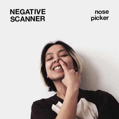 NEGATIVE SCANNER NOSE PICKER Vinyl Record