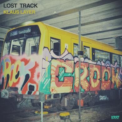 Klaus Layer LOST TRACK Vinyl Record