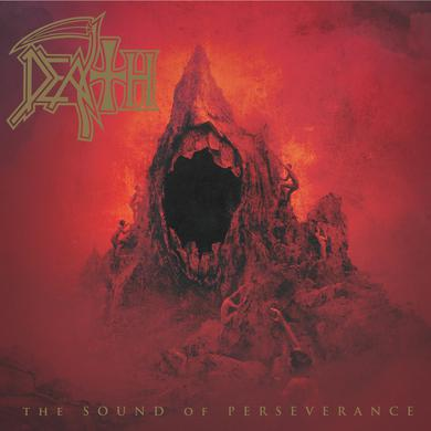 Death SOUND OF PERSEVERANCE (20 YEAR ANNIVERSARY) Vinyl Record