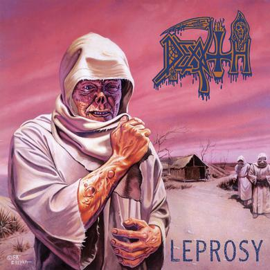 Death LEPROSY (30 YEAR ANNIVERSARY) Vinyl Record
