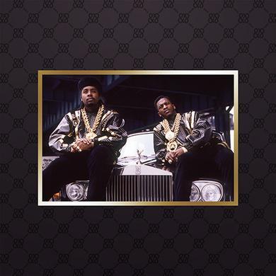 Eric B & Rakim COMPLETE COLLECTION 1987-1992 Vinyl Record