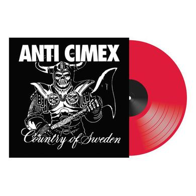 ANTI CIMEX ABSOLUTE - COUNTRY OF SWEDEN Vinyl Record