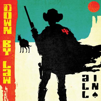Down By Law ALL IN Vinyl Record
