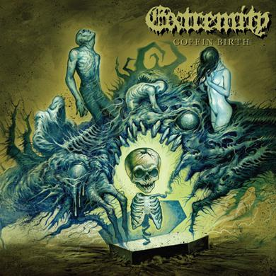 Extremity COFFIN BIRTH Vinyl Record