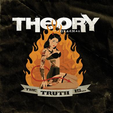 Theory of a Deadman TRUTH IS... Vinyl Record