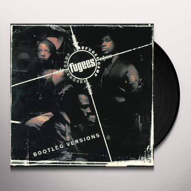 Fugees REFUGEE CAMP (BOOTLEG VERSIONS) Vinyl Record