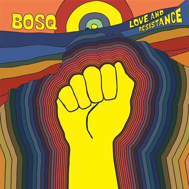 BOSQ LOVE & RESISTANCE Vinyl Record