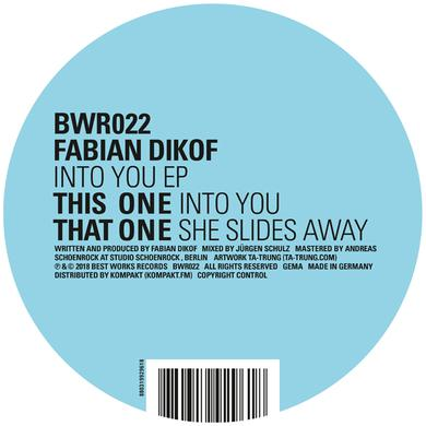 Fabian Dikof INTO YOU Vinyl Record