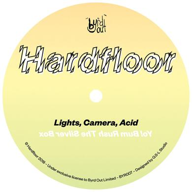 Hardfloor LIGHTS CAMERA ACID Vinyl Record